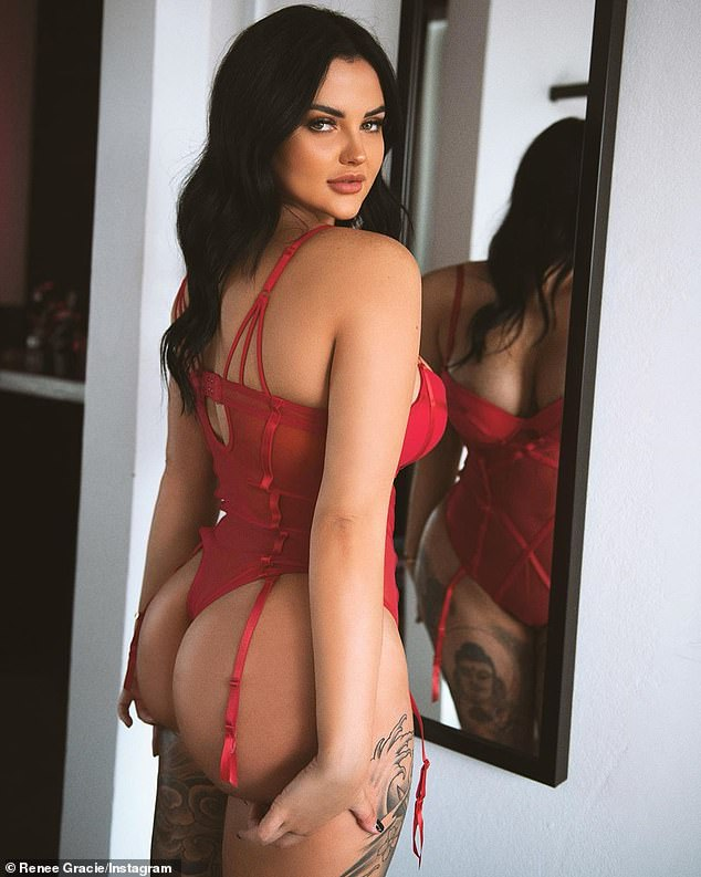EXCLUSIVE: Renee Gracie, 25, opened up about her lavish lifestyle in an interview with Daily Mail Australia where she revealed her favourite - and very affordable - car to drive