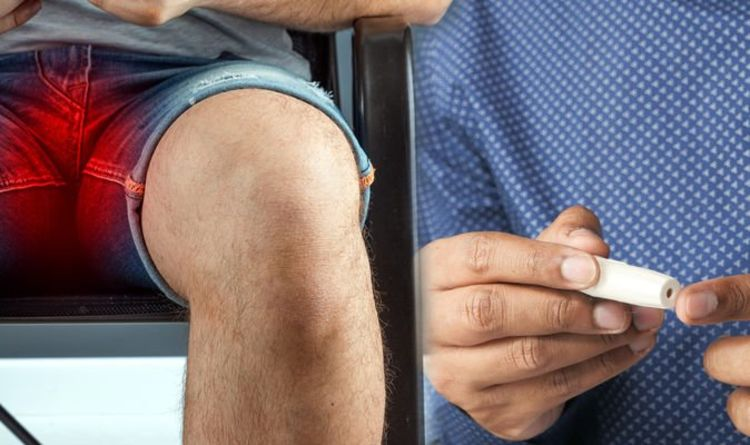 Type 2 diabetes: The four sexual problems found in men warning of high blood sugar levels