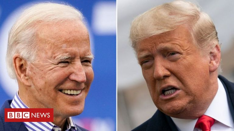 US Election 2020: Biden and Trump in tug-of-war over Midwestern US