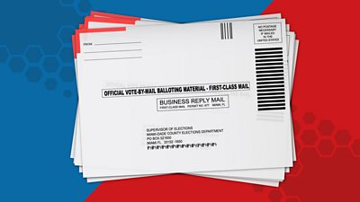 US election 2020: Could postal voting upend the US election?