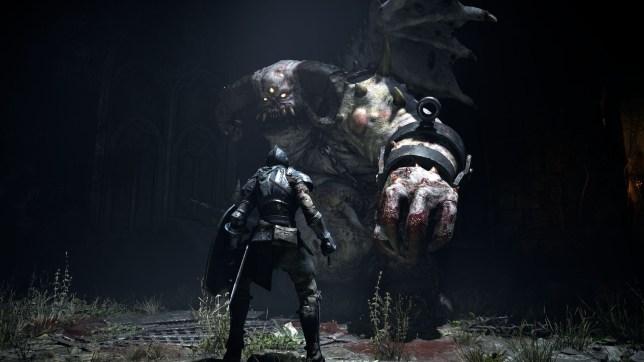 Demon's Souls remake screenshot