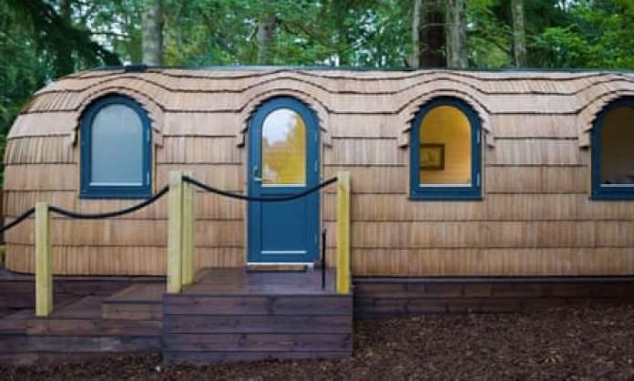Spiers Cabin exterior