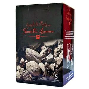 Pascal de Richard Famille Jaume Côtes du Rhône