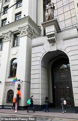Russian voters approved a constitutional amendment banning same-sex marriage in July