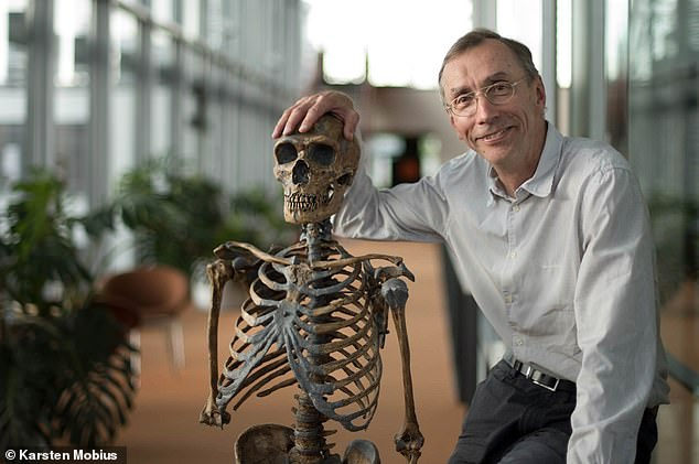 Svante Pääbo, director at the Max Planck Institute for Evolutionary Anthropology in Germany and study author
