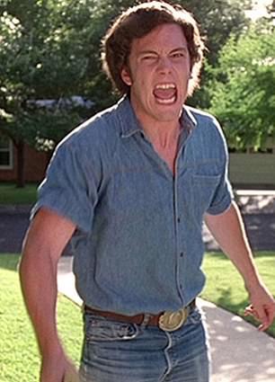 Affleck as the film's bully, O'Bannion