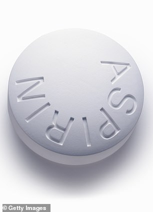 He also takes aspirin to reduce his heart attack and stroke risks, which may in turn reduce his otherwise high risk for severe COVID-19