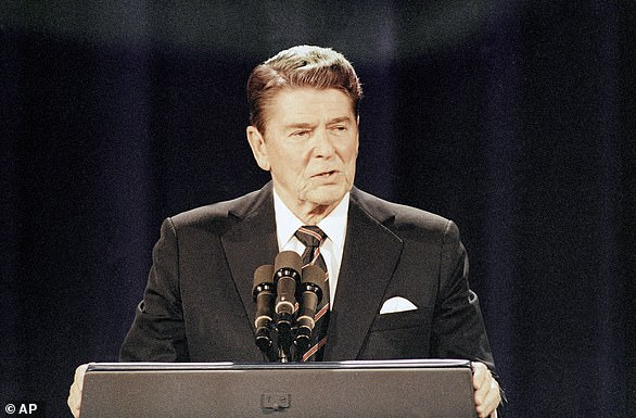 Ronald Reagan was the last sitting president to be hospitalized as an inpatient, after he was seriously wounded on March 30, 1981 in an attempted assassination