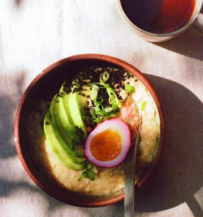Miso oats.