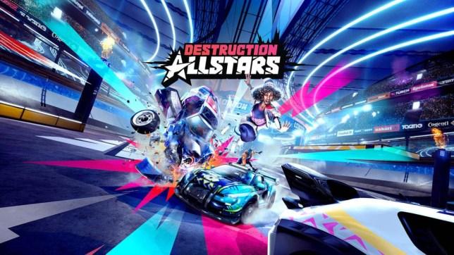 Destruction AllStars PlayStation 5