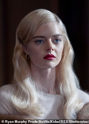 Uncanny: Samara's [L] stratospheric rise in Hollywood has come at the expense of extensive physical comparisons to fellow Australian actress, Margot [R]