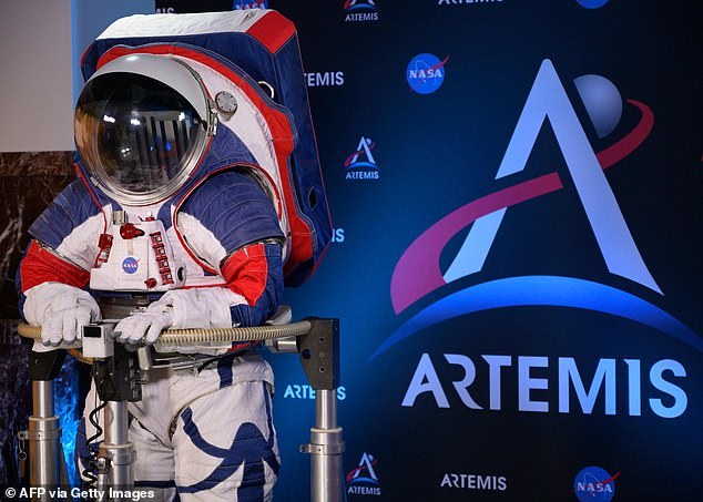 The space agency plans to land astronauts on the surface of the Moon in 2024 as part of the Artemis mission - launching from the new Space Launch System rocket