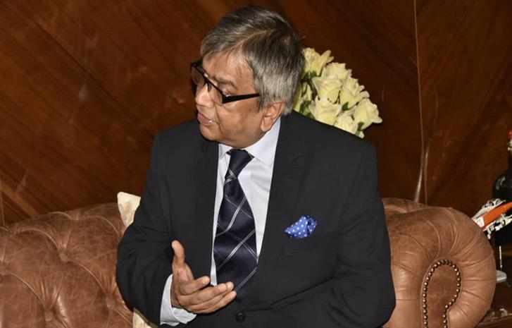 Bangladeshi envoy lauds increased bilateral cooperation with Nigeria