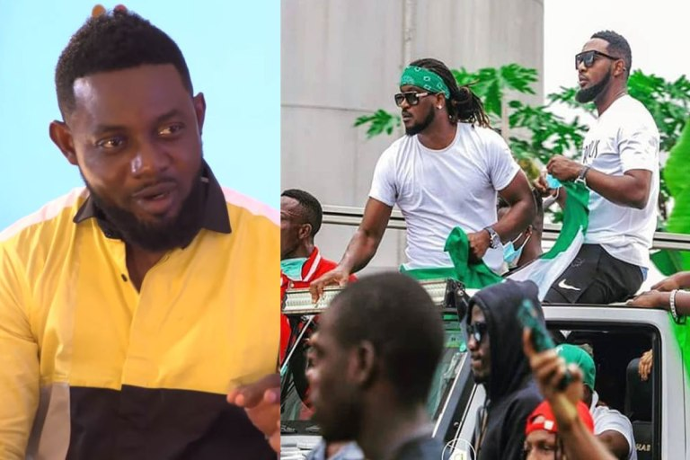Comedian AY Slams Those Asking Why No Celebrity Died During #EndSARS Protests