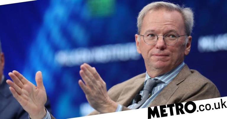 Ex-Google CEO calls social media an 'amplifier for idiots'