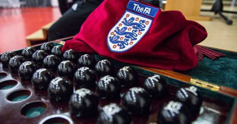 FA Cup 1st round draw LIVE: Road to Wembley continues as 80 clubs discover fate
