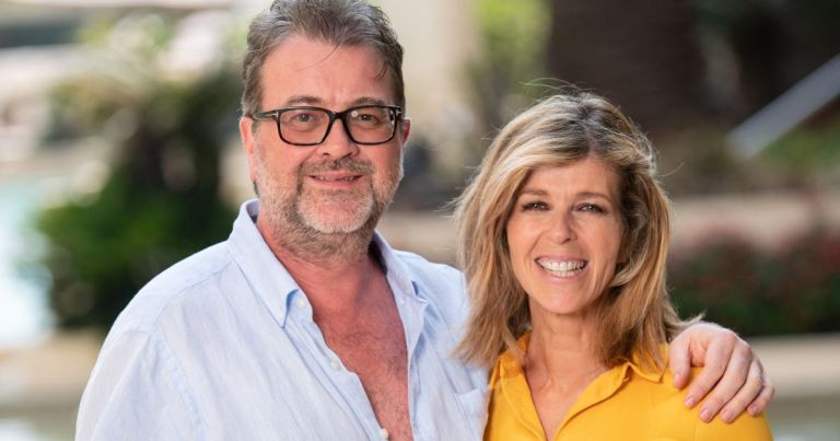 Kate Garraway says Derek Draper no longer needs a ventilator to breathe