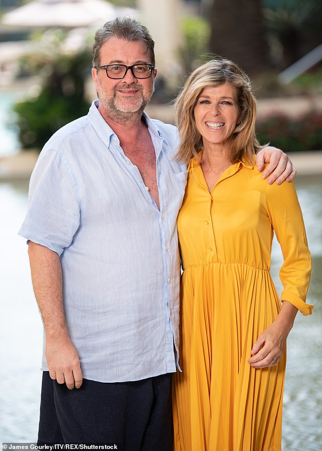 Kate Garraway's husband Derek Draper speaks for first time in 7-months amid his coronavirus battle
