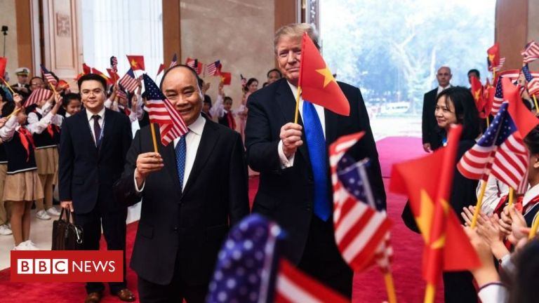 US election 2020: The Asians who are rooting for Trump to win