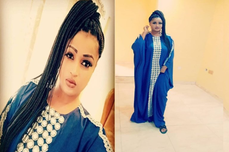 """""""Dirty, Broke And Stinking Guys Turn Me Off"""" – Actress Sandra Alhassan Says"""