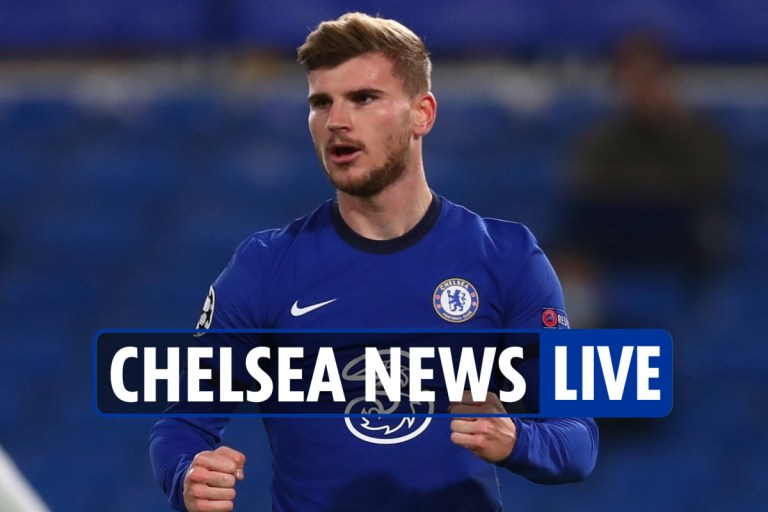 8.30am Chelsea news LIVE: Havertz tests positive for coronavirus, Rennes victory reaction, Werner at the double