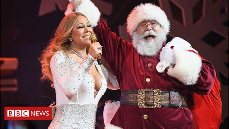 All I want for Christmas is… 33,000 songs