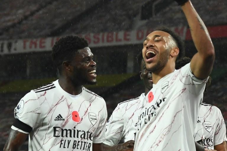 Arsenal skipper Pierre-Emerick Aubameyang hails 'humble' Thomas Partey and praises summer transfer's impact