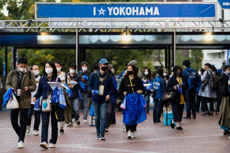 Asia Minute: Japan's Stadium Experiment in Pandemic Season