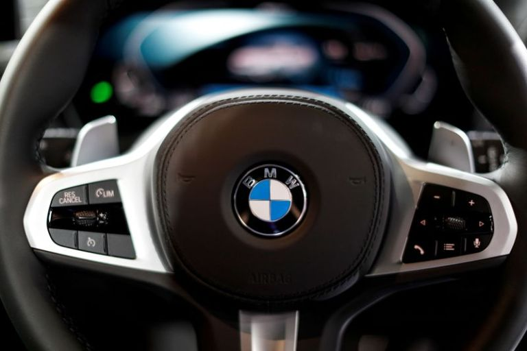 BMW third-quarter profit rebounds on China demand for luxury cars