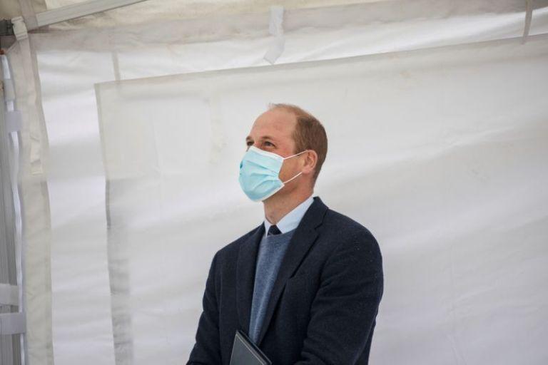 Britain's Prince William contracted COVID-19 in April – BBC
