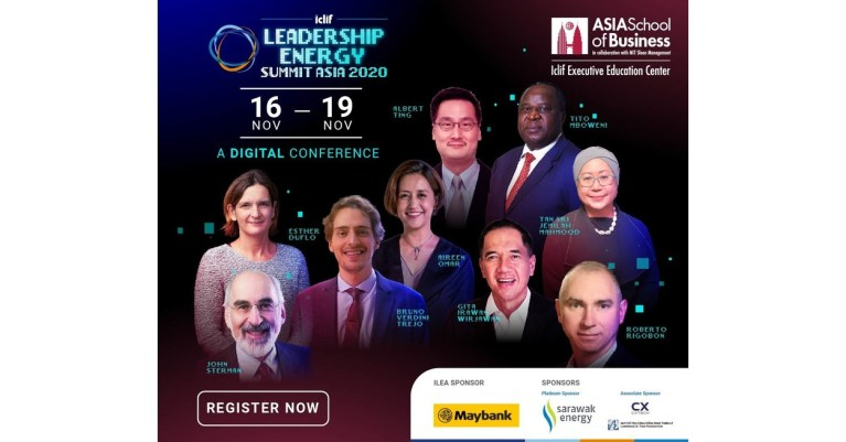 Calling All Game Changers and Captains of Tomorrow: Registrations Open for Leadership Energy …