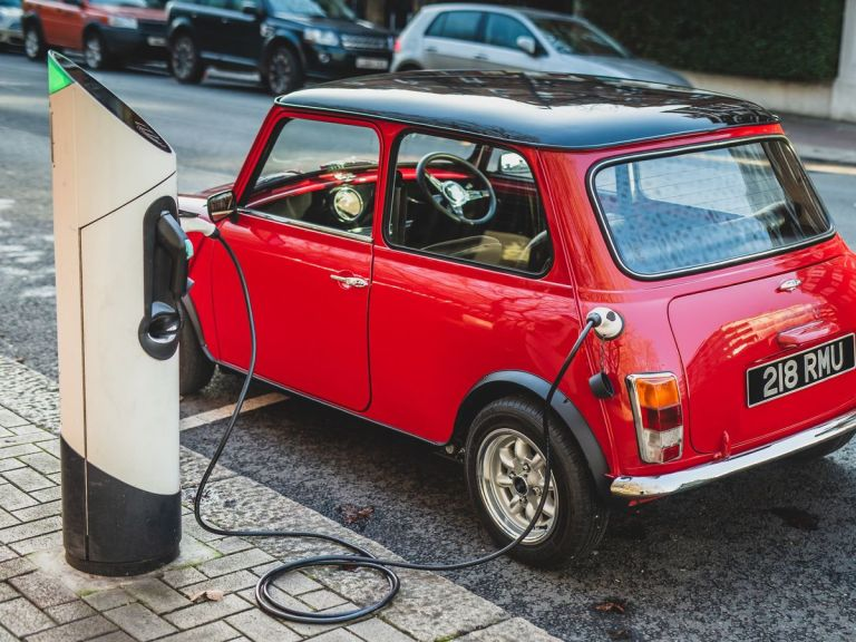 Classic Mini owners can now buy an electric vehicle conversion kit
