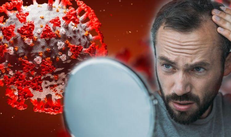 Coronavirus symptoms: COVID-19 could cause telogen effluvium hair loss – what is it?