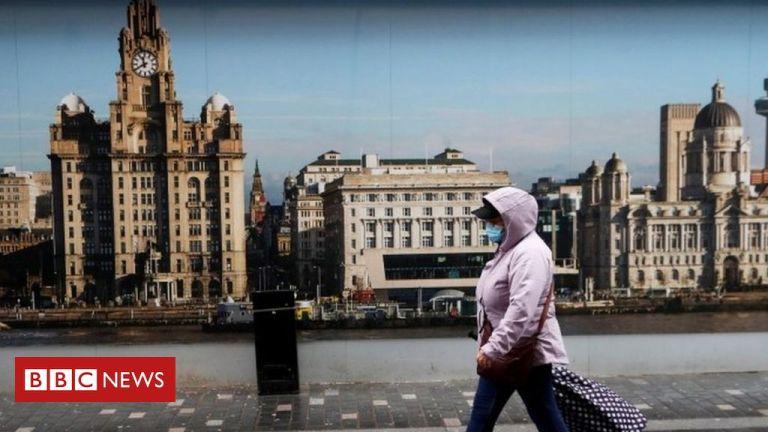 Covid: Liverpool's city-wide coronavirus testing begins