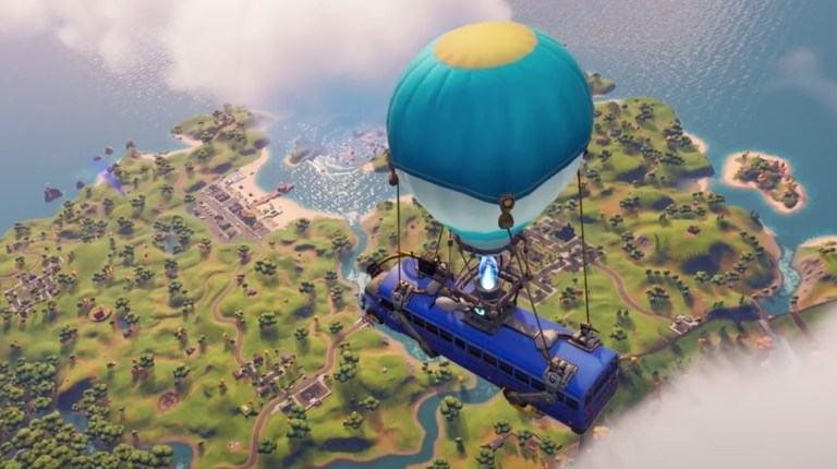 "Fortnite's next-gen update adds ""dynamic visuals and physics"", Activities support on PS5"