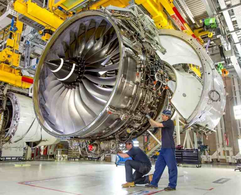 Greener aerospace takes flight with advanced servicing technologies