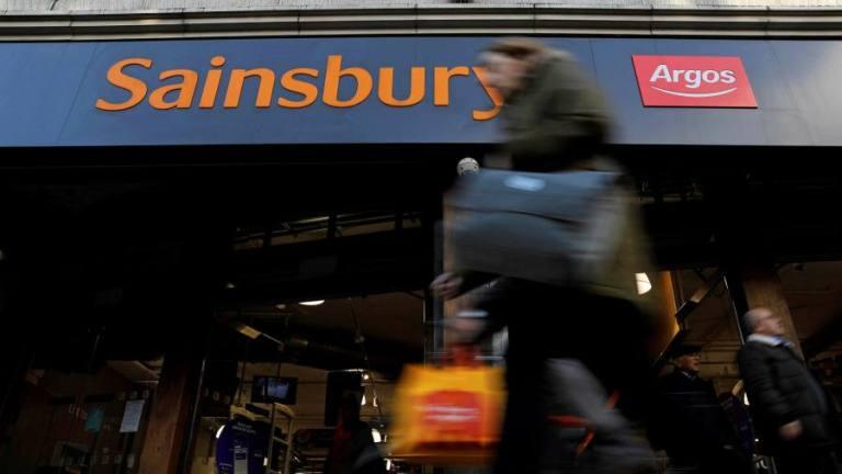 J Sainsbury/Argos: super saver shares