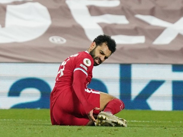 Jurgen Klopp defends Mohamed Salah over 'diving' criticism