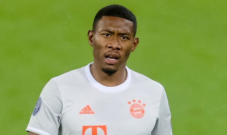 Liverpool given surprising David Alaba price tag as Jurgen Klopp eyes January transfer