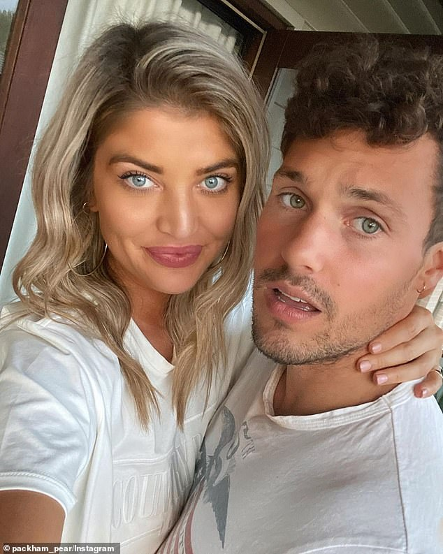 Love Island's Anna McEvoy and Josh Packham call it quits because 'it is the right thing to do'