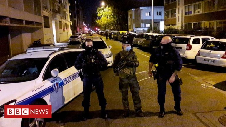 Lyon attack: Suspect in Orthodox priest shooting released