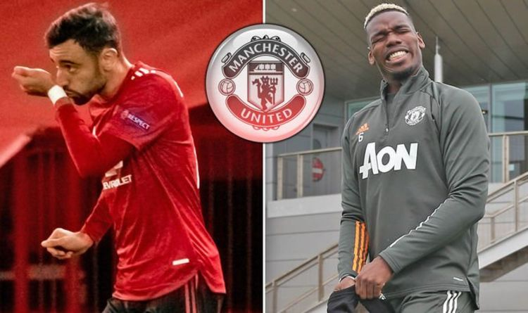 Man Utd star Bruno Fernandes shows his amazing character with Paul Pogba comments