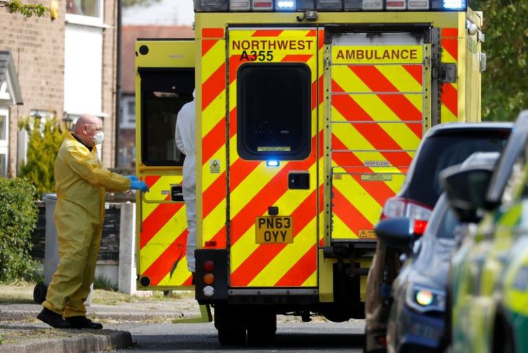 Manchester ambulance service declares 'major incident' over volume of calls