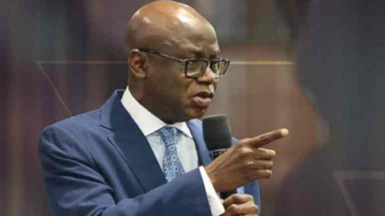 Pastor Tunde Bakare states position on social media bill [VIDEO]