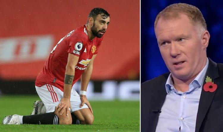 Paul Scholes rules out Man Utd title challenge as he discusses Liverpool, Man City regret