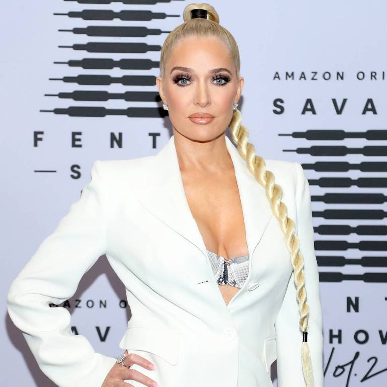 Real Housewives of Beverly Hills' Erika Jayne and Tom Girardi Break Up After 21 Years Together