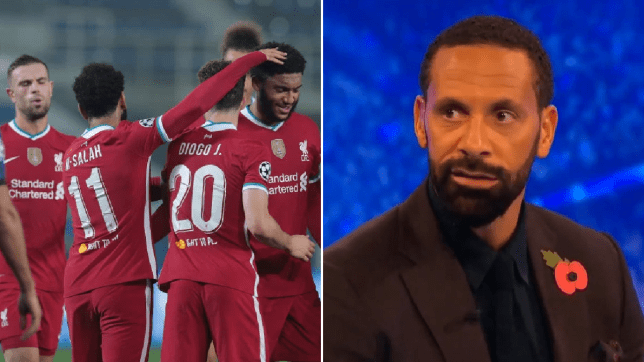 Rio Ferdinand says Liverpool star Roberto Firmino 'under huge pressure' after Atalanta win