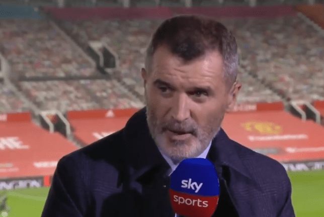 Roy Keane says Thomas Partey was 'outstanding' in Arsenal's win over Manchester United