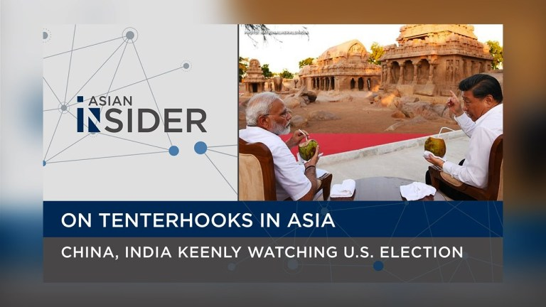 ST Asian Insider video: China, India keenly watch US elections