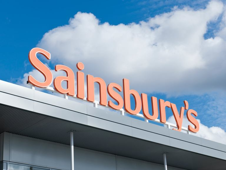 Sainsbury's reminds customers to shop alone rather than in couples or families